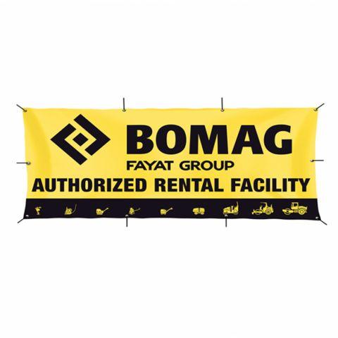 Large Outdoor Rental Banner