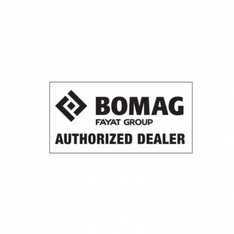 Authorized Dealer - Large White Window Cling