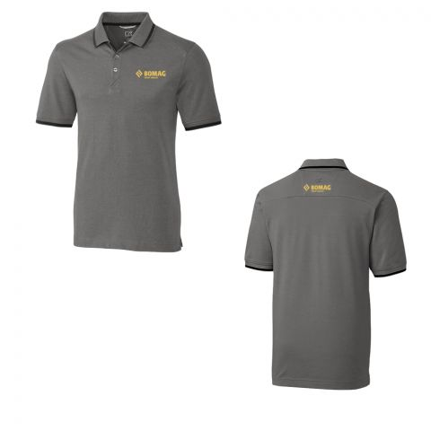 Men's Cutter & Buck Piped Polo