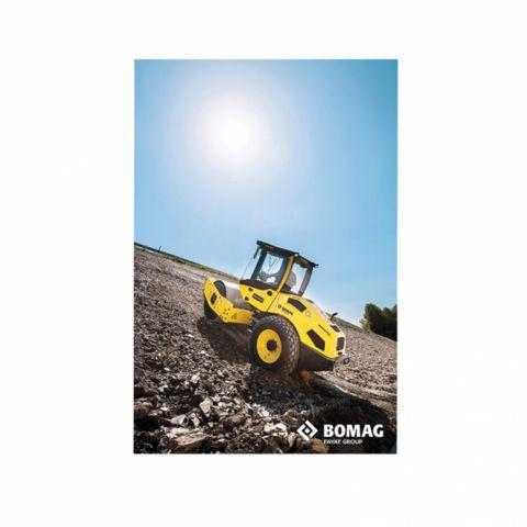 "BW 177 24"" x 36"" Rigid Poster"