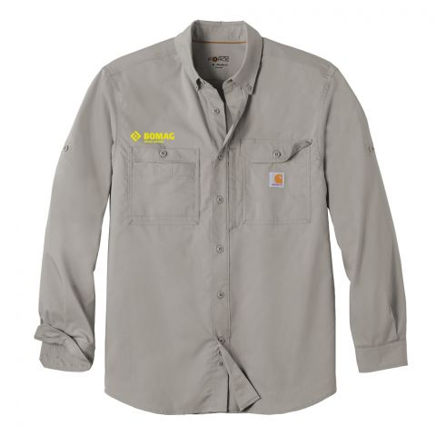 Carhartt Solid Long Sleeve Shirt - Made to Order