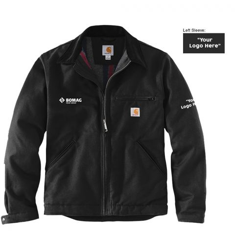 Carhartt Duck Detroit Jacket - Co-Branded - Made to Order