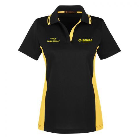 Ladies Flash Colorblock Polo - Co-Branded - Made to Order
