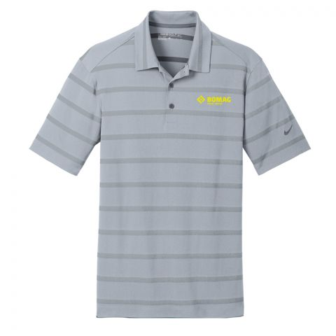 Nike Dri-FIT Stripe Polo - Made to Order
