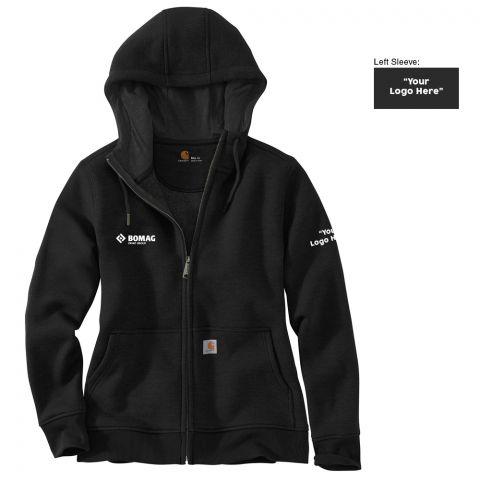 Carhartt Women's Full Zip Hoodie - Co-Branded - Made to Order