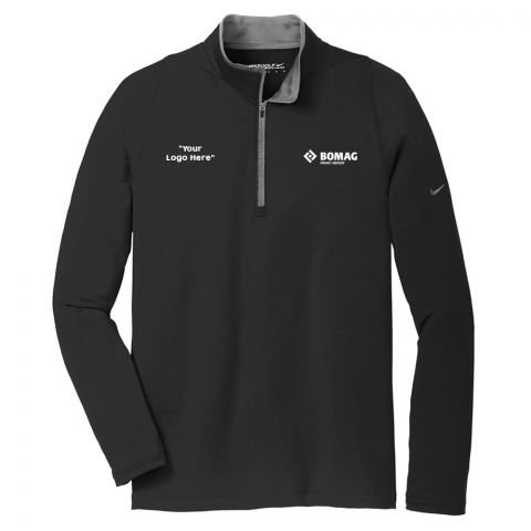 Nike Dri-FIT Stretch 1/2-Zip Cover-Up - Co-Branded - Made to Order