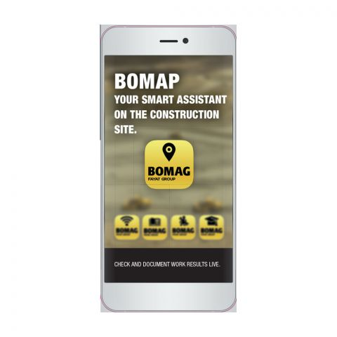 BOMAP: Your Smart Assistant on the Construction Site