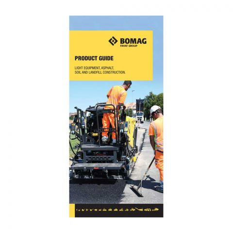 BOMAG Full-Line Product Guide