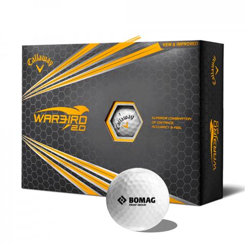 Callaway Warbird 2.0 Golf Balls – Dozen