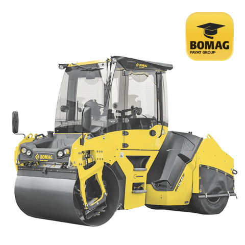 Road Building 202 – Professional of Paving/Screed/Milling/Asphalt Compaction & Technology