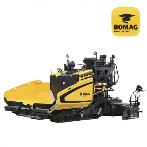 BF Series Paver Technical Training